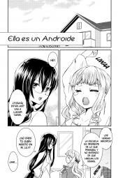 Ella es un Androide -