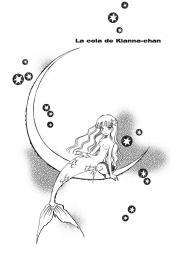 Las cremalleras de Karen y otros cuentos de hadas - 03 :: La cola de Kianna-chan