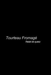 Torteau Fromagé -