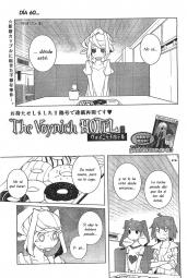 The Voynich Hotel - 03 :: 060